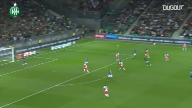 Khazri's top five goals at Saint-Etienne