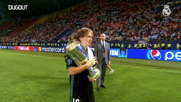 Modric titles and highlights with Real Madrid