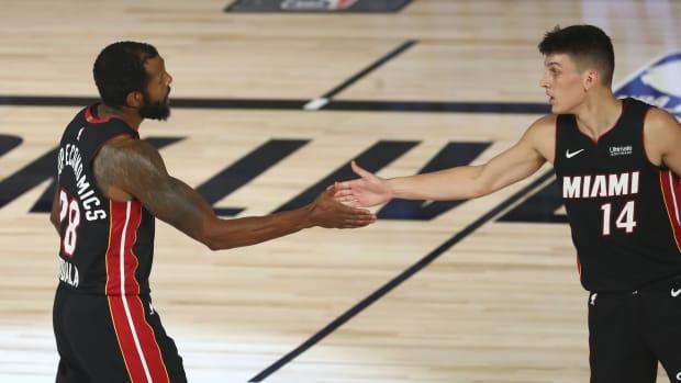 Miami Heat Advance