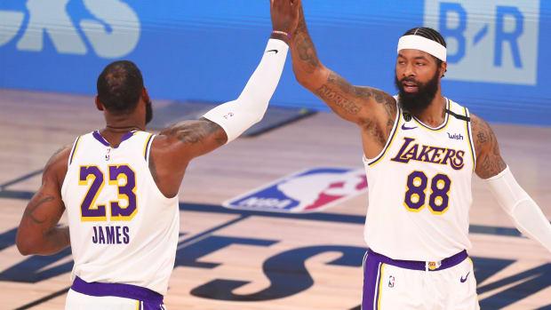 Lakers win