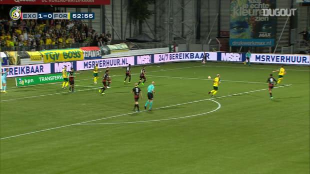 Fortuna Sittard's top opening day goals