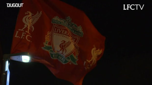 Inside Anfield: Liverpool beat Leeds United in the League Cup