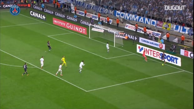 All Angel Di Maria goals against Olympique de Marseille