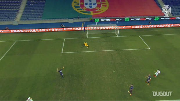 Portugal smashes Croatia in 2020/21 Nations League opener