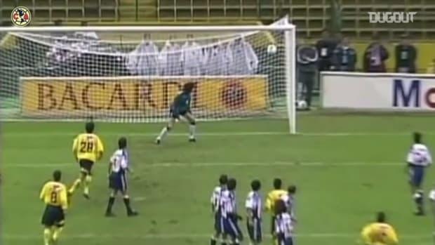 Cuauhtémoc Blanco's best goals for Club América