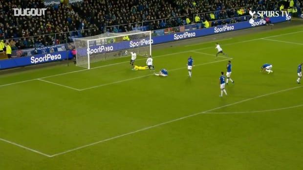Dele Alli's goals vs Everton