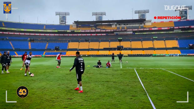 Rafael Carioca's great goals in training