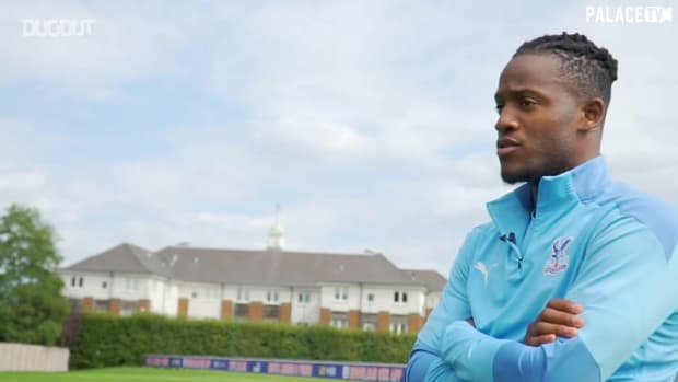 Batshuayi: 'Rejoining Crystal Palace is best decision for me'