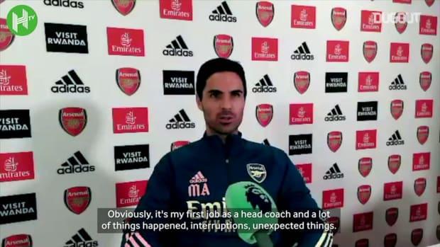 Arteta: 'We are still active in the transfer market'