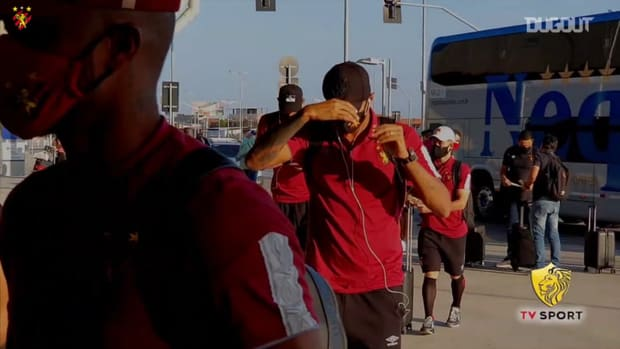 Sport Recife travel to São Paulo ahead of Palmeiras clash