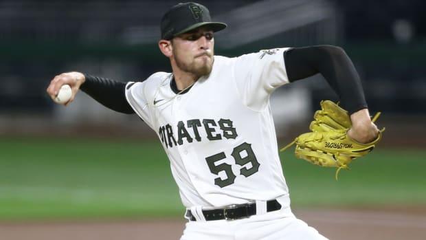 Joe Musgrove, Pittsburgh Pirates