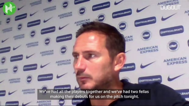Lampard praises Werner after Chelsea debut: I know the qualities he brings