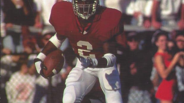 Arkansas at Alabama, game program, Sept. 16, 1995