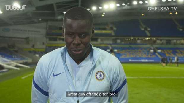 Zouma looking forward to Thiago Silva arrival at Chelsea
