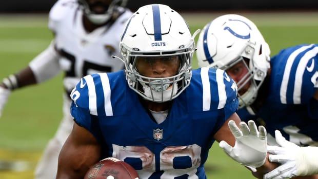Jonathan Taylor, Indianapolis Colts, Fantasy Football