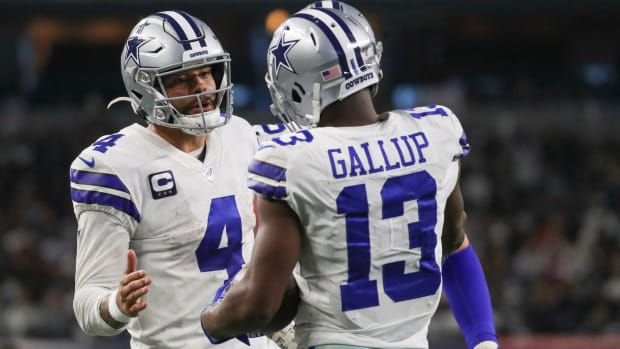 Michael Gallup, Dallas Cowboys, Fantasy Football