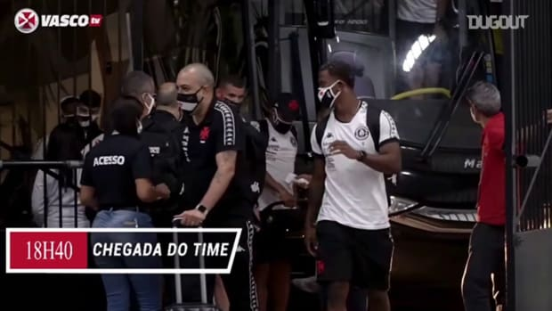 Behind the scenes of Vasco's victory over Botafogo
