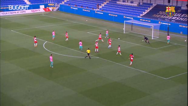 Highlights: FC Barcelona 3-1 Girona