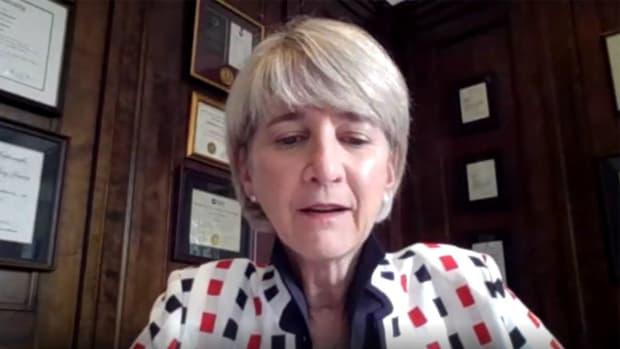 Kristina Johnson - Ohio State President