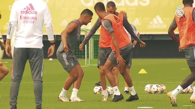 Team continues preparations for LaLiga opener