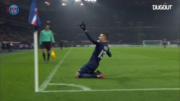 Julian Draxler's top three goals with Paris Saint-Germain