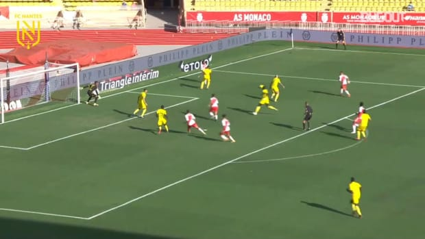 Monaco's 1000th Ligue 1 victory over Nantes
