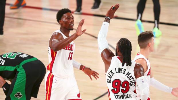 Heat win 9.17