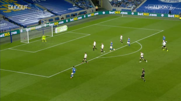 Jahanbakhsh scores stunner in win over Portsmouth