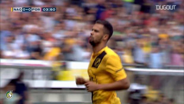 Fortuna clinch first win back in Eredivisie