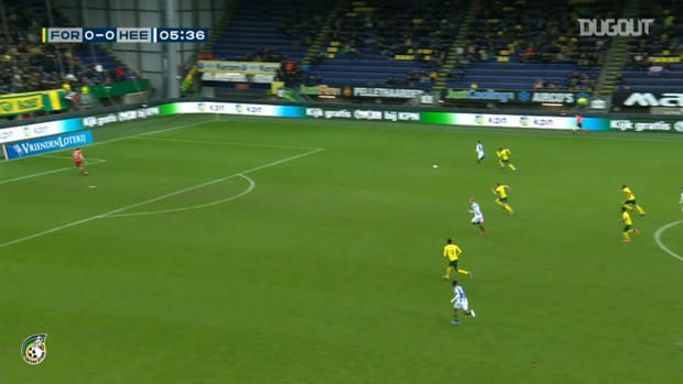 Fortuna Sittard get the better of Heerenveen
