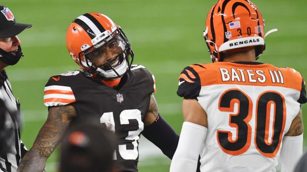 Bengals Browns 9.17