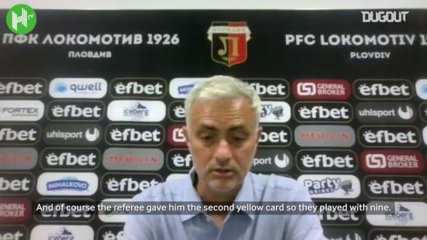 Mourinho never doubted Ndombele's ability