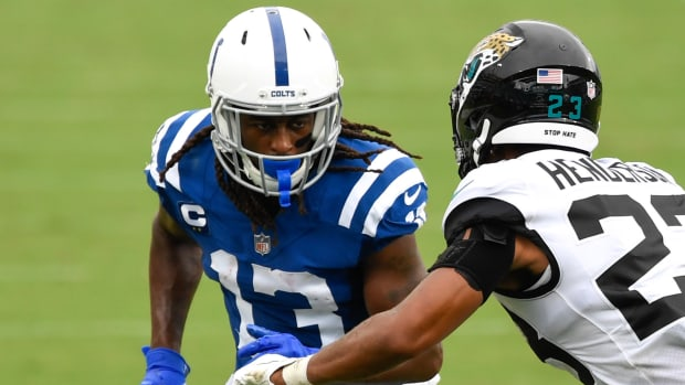 T.Y. Hilton TY, Indianapolis Colts