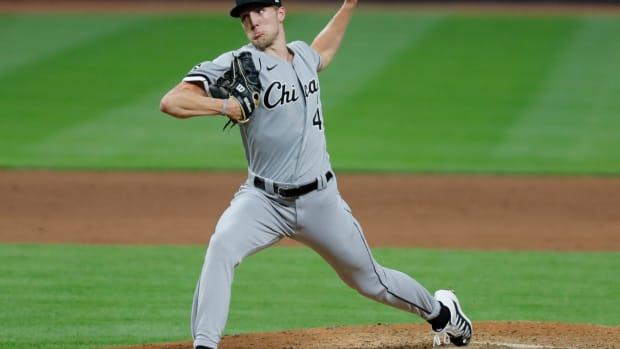 Garrett Crochet MLB debut v CIN 2020-09-18 (David Kohl) USATSI_14948156