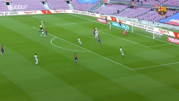 Highlights: FC Barcelona 1-0 Elche