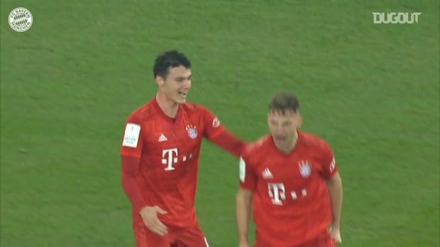 Kimmich downs Schalke in DFB-Pokal