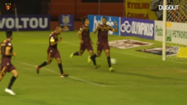 Hernane grabs the winner as Sport Recife beat Fluminense