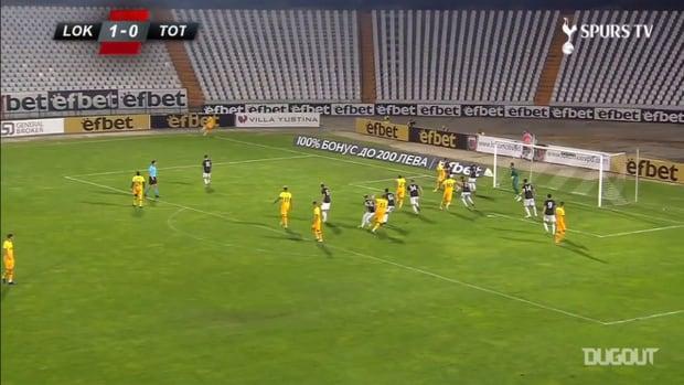 Kane and Ndombele help Spurs battle back against Lokomotiv Plovdiv