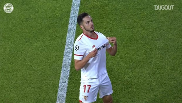 Thiago scores winner as FC Bayern outclass Sevilla