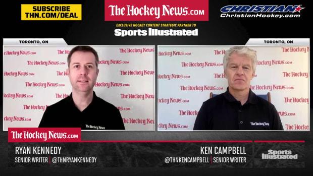 The Hockey News Podcast: Where will Matt Murray Play Next Season?