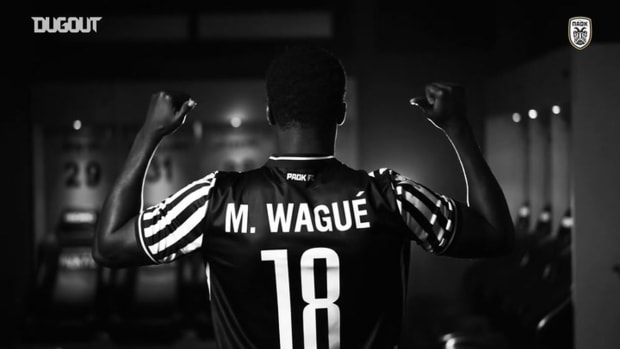 PAOK sign Moussa Wagué on loan