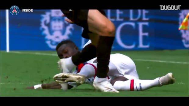 Inside: Paris Saint Germain's win vs Nice in Ligue 1