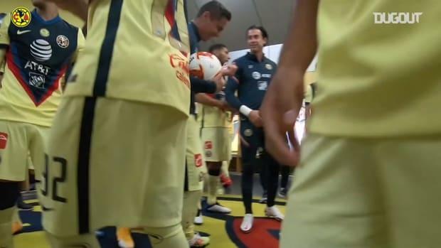 Behind the scenes: América's Clásico win vs Chivas