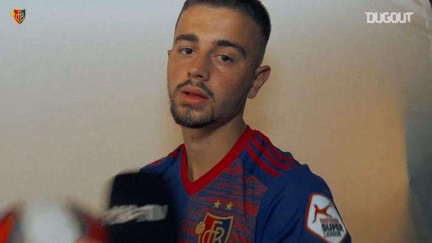 FC Basel 1893 complete Edon Zhegrova signing