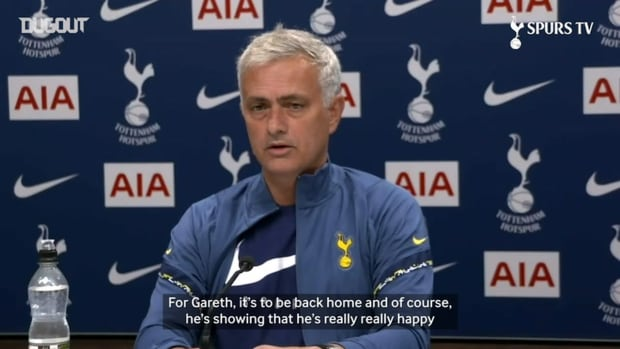 Mourinho: 'Bale working hard to be fit as soon as possible'