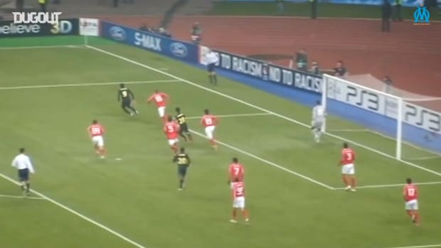 Mathieu Valbuena's top five OM goals