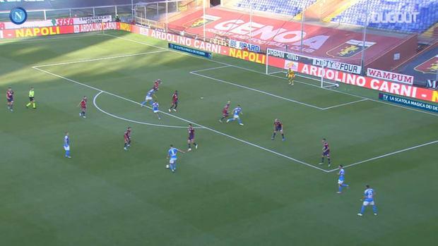 Eljif Elmas' first season at SSC Napoli