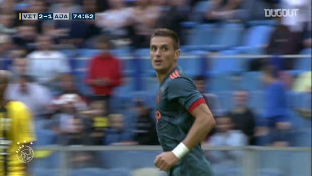 Dušan Tadić shows quality with strike vs Vitesse