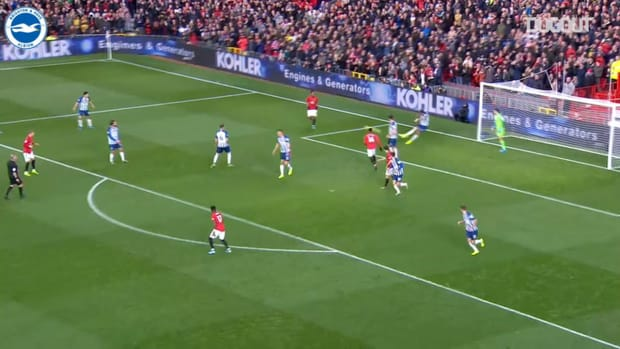Mat Ryan's best saves vs Manchester United