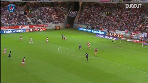 Paris Saint-Germain's three best goals in Reims